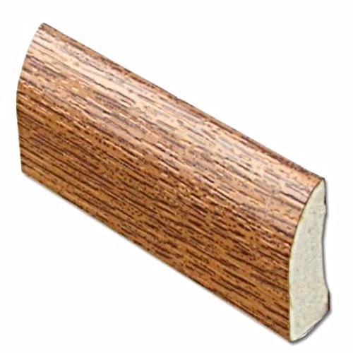 20mm Edge Fillet Trim UPVC Golden Oak