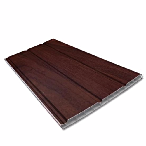300mm Rosewood Hollow Soffit Board 5mt