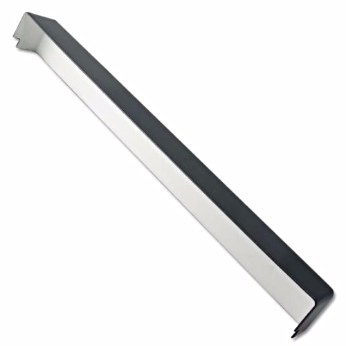 Anthracite uPVC External Fascia Corner Double Ended 500mm