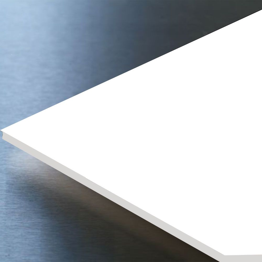 Sheets Hygienic Wall Cladding and Profiles 8ft x 4ft 1.5mm PVC Wall Panels