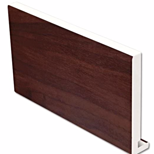 Rosewood uPVC Replacement Fascia Board 16mm 5mt