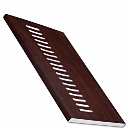 Rosewood uPVC Vented Soffit Board 9mm 5mt